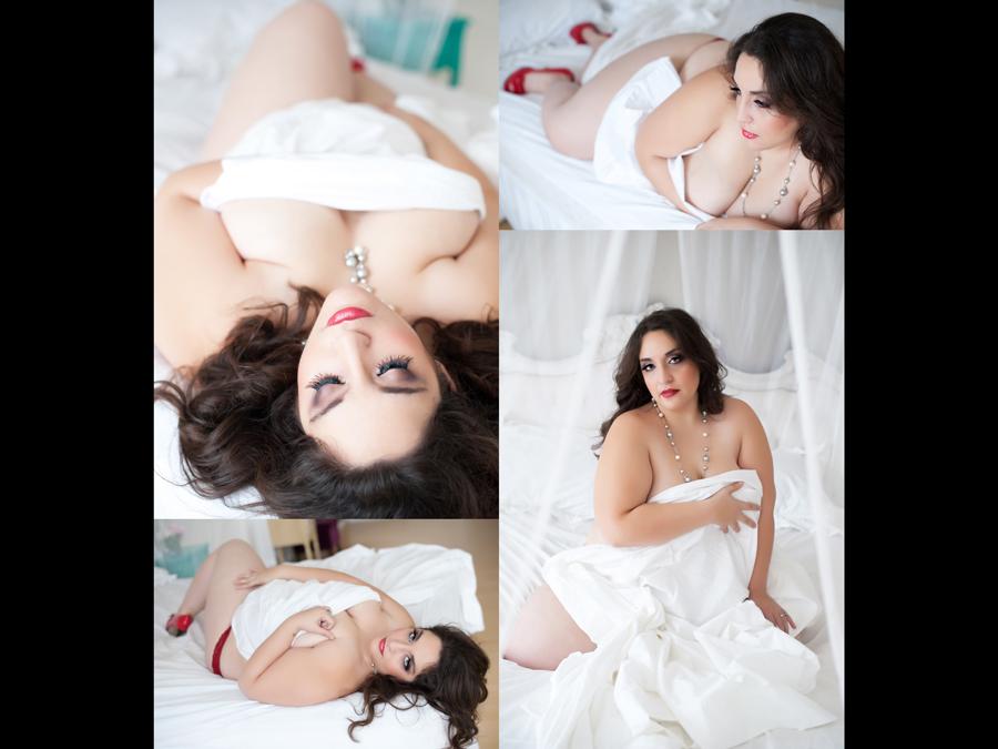 plus size boudoir   cleveland boudoir photography studio